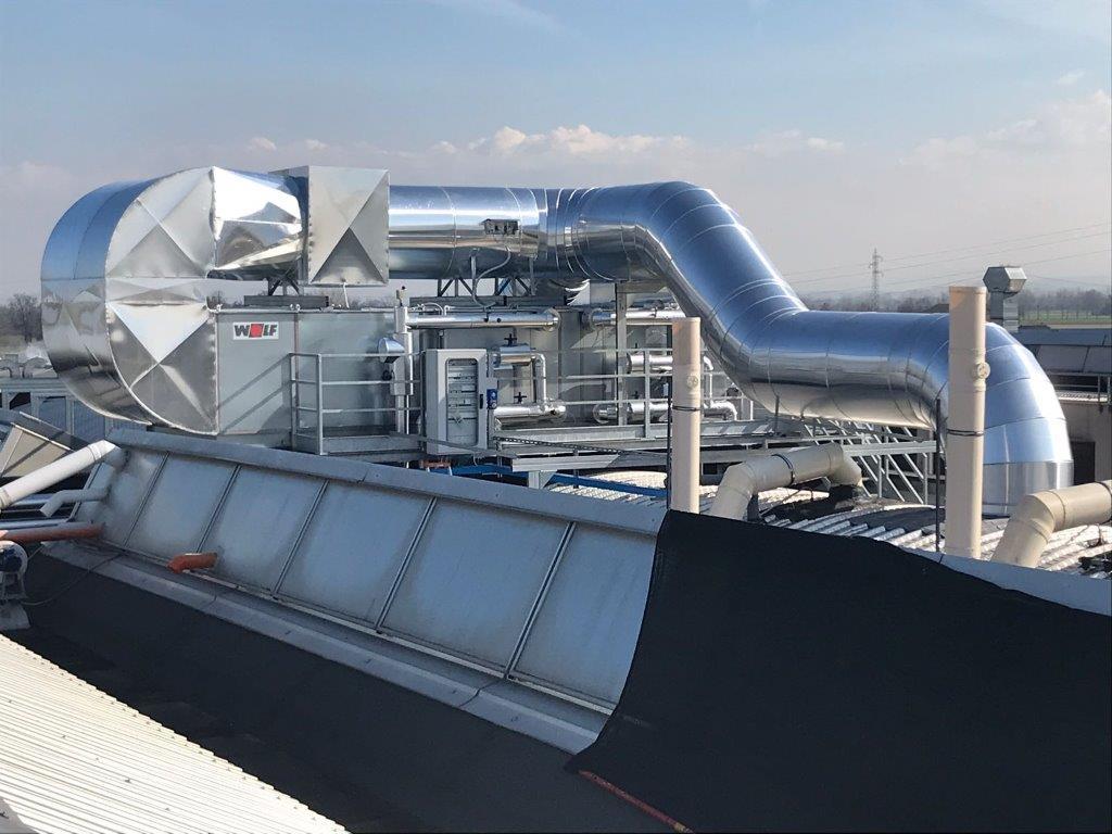 Canali UTA in alluminio